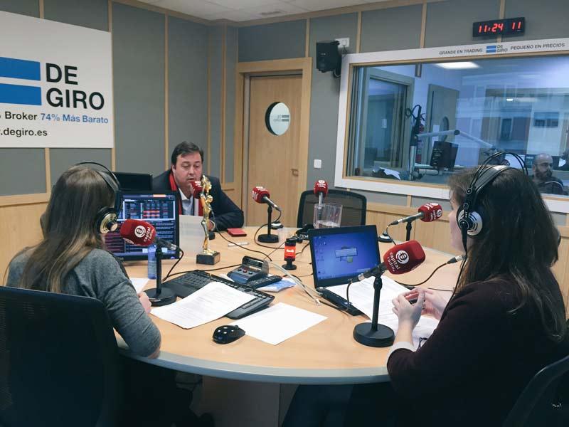 aNerea en CapitalRadio
